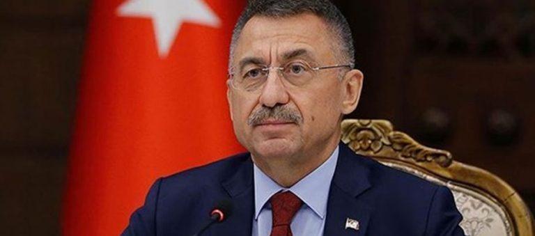 Oktay: Rumların Ada'daki Türk varlığına karşı hazımsızlığının en net göstergesi