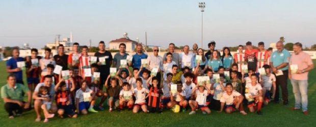 """""""Futbolda Bağımlılıklarla Mücadelede El Ele Projesi"""" devam ediyor"""