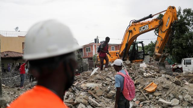 Haiti'deki depremde ölü sayısı 2207'ye yükseldi