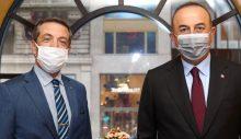 Çavuşoğlu:Kıbrıs Türk halkının egemen eşitliği ve eşit uluslararası statüsü bir an evvel tescil edilmeli