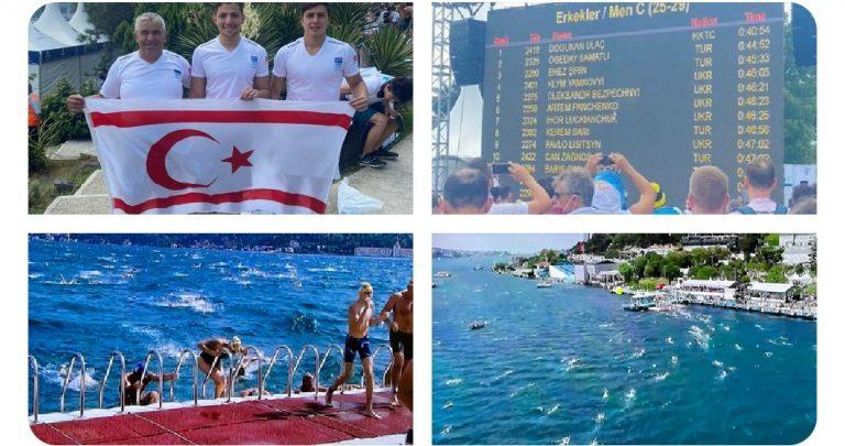 Tatar, Türkiye'de atıcılık ve yüzme branşlarında başarı elde eden sporcularımızı kutladı