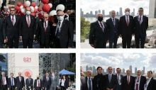 Tatar, Türk Evi'nin açılış törenine katıldı