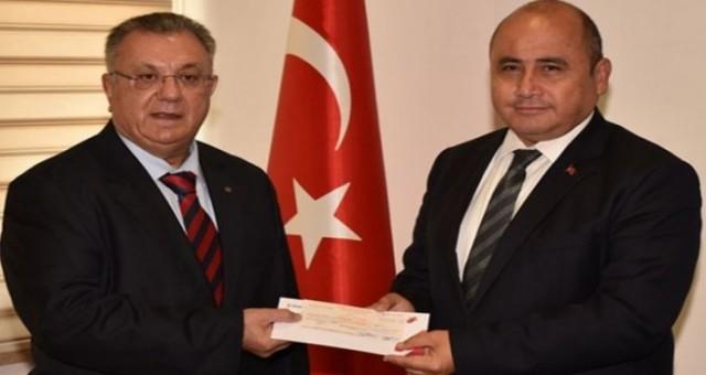 Türkiye Cumhuriyeti'nden Kayıp Şahıslar Komitesi'ne 100 bin dolar yardım