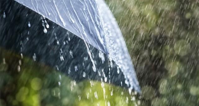Çarşambaya yağmur var