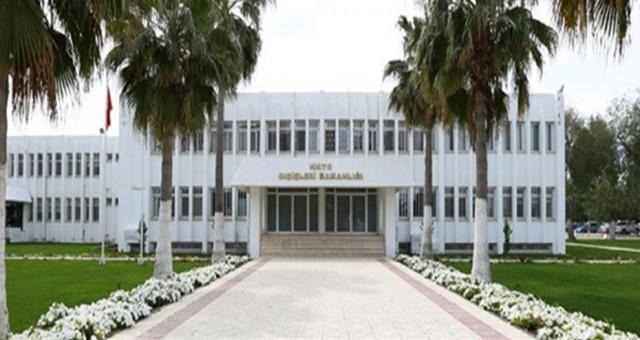 Dışişleri Bakanlığı, ABD'nin Güney'e askeri malzeme satmaya devam etmesini eleştirdi