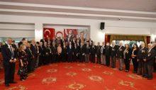 Cumhurbaşkanı Tatar, Hatay'da Kıbrıs gazileri ile buluştu