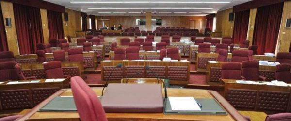 Meclis toplantısı Pazartesi gününe ertelendi