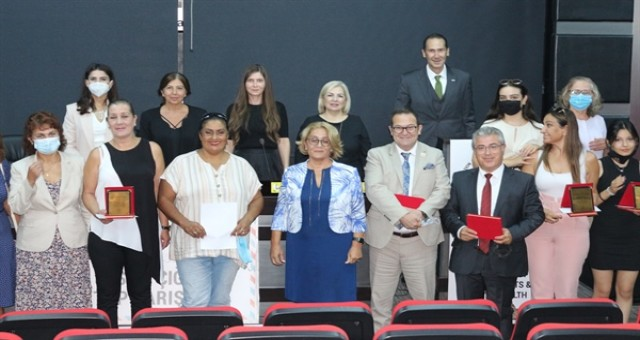 Sessiz Çığlık Mektup yarışmasının ödül töreni yapıldı