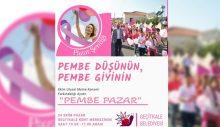 Geçitkale Belediyesi yarın Pembe Pazar Etkinliği düzenliyor