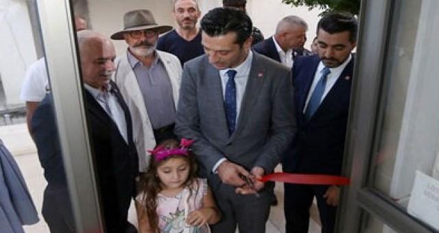 MDP Girne İlçe Başkanlığı binası açıldı
