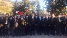 Tatar: Geleceğe şehitleri unutmadan emin adımlarla ilerleyeceğiz