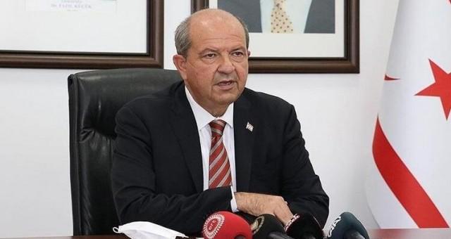 Ankara ve Eskişehir'de temaslarda bulunan Ersin Tatar KKTC'de