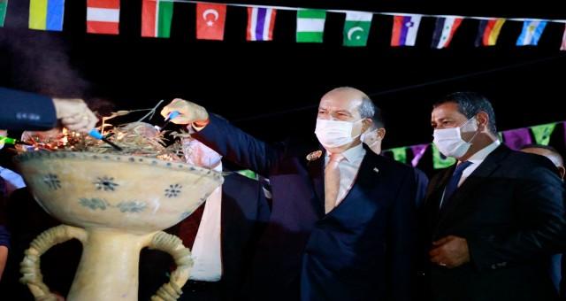 Cumhurbaşkanı Tatar: Ekonomik sıkıntılar geride kalacak