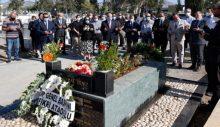 M.Kemal Deniz, ölümünün 21'inci yılında anıldı