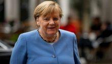 Merkel Türkiye'ye geliyor!