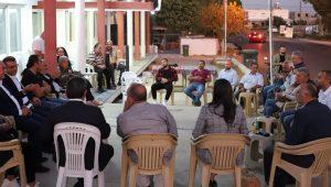 Erhürman:Kıbrıs Türk halkı dönüm noktasında
