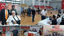 UBP Girne'de İlçe Başkanı'nı seçiyor